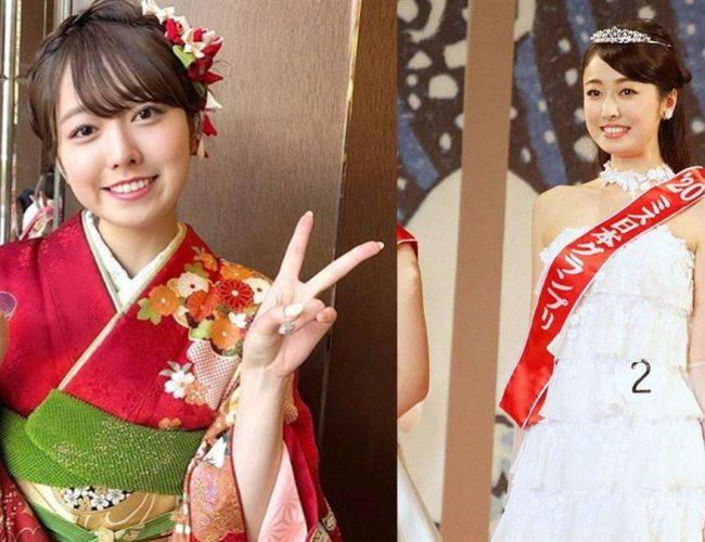 22歲大阪妹子拿下日本小姐冠軍,網友:這是傳說中的才貌雙全