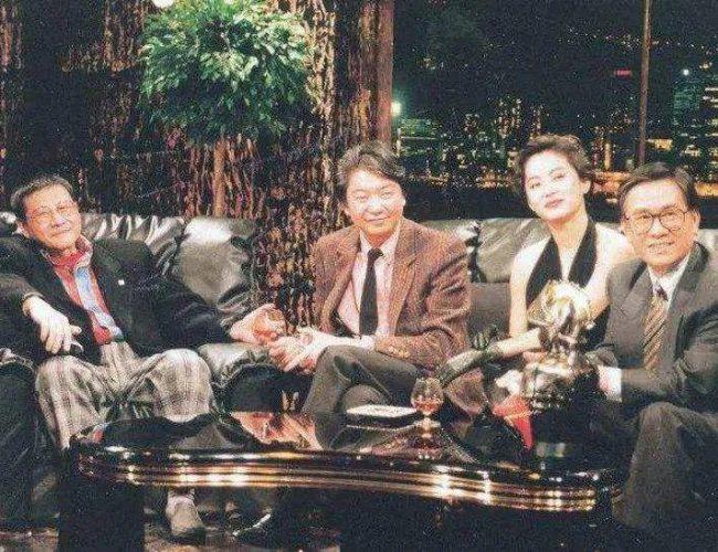 香港才子 1989:與張國榮、林青霞共舞的日子