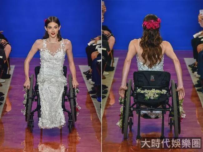 6歲癱瘓,25歲成「紐約第一超模」,年入500萬:她的人生就是奇蹟