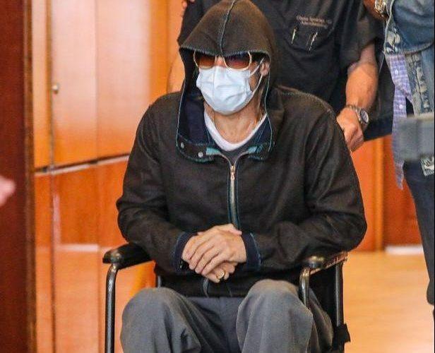 57歲布拉德·皮特坐輪椅憔悴現身醫院 病因竟是……