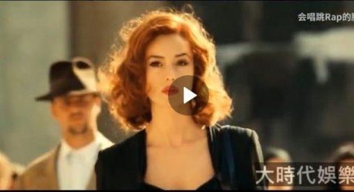 好萊塢的百年美人(視頻)