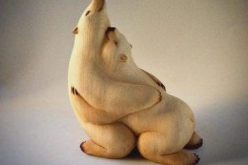 他的木雕,直擊人性!