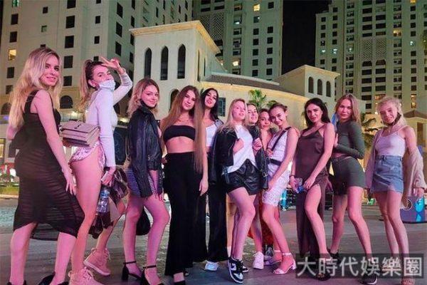 迪拜不著片縷的模特講關押經過,各色佳麗被判5年禁止進海灣國家