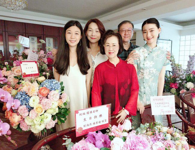 瓊瑤慶83歲生日,意外曝光近6億豪宅內景,滿屋紅木傢具價值連城