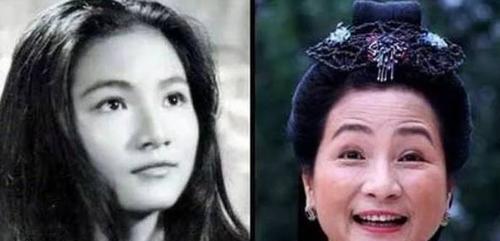 被觀眾嫌「丑」的女明星,她們在年輕的時候竟然這麼美,絕對一代佳人啊