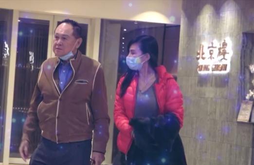 84歲流氓大亨又換女友,為保財產一生未娶,曾花百萬接觸林志玲