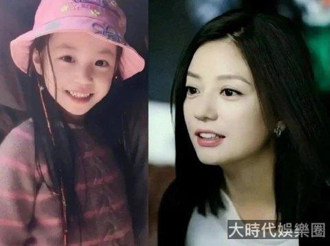 趙薇11歲女兒長大了!清澈大眼像極小燕子,老公久未露面婚姻成謎