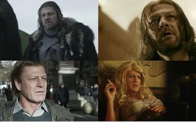 這些角色竟然是同一個演員扮演的?