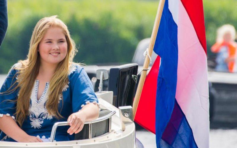 因為胖,荷蘭公主被罵上了熱搜