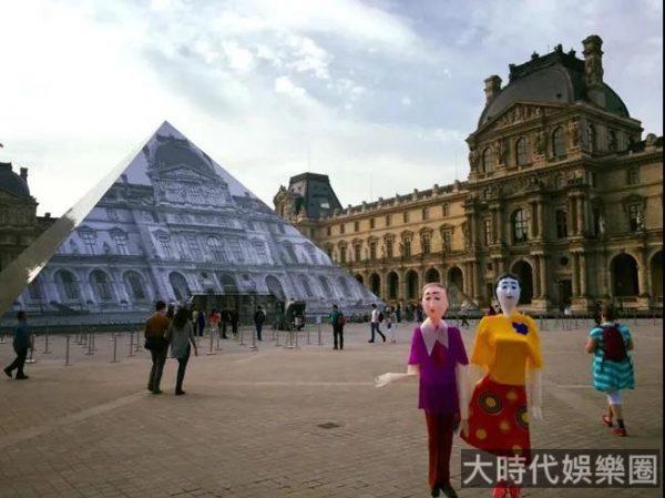 中國人燒給死人的紙紮,被法國的博物館收藏,老外:中國人太浪漫了