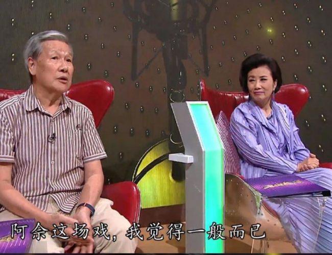 74歲老戲骨劉江太敢說!吐槽佘詩曼演技一般,還說陳安瑩配音誇張
