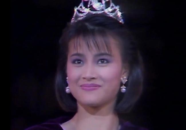 80~90年代亞洲小姐的冠軍芳容,看看誰能擊中你的心房?