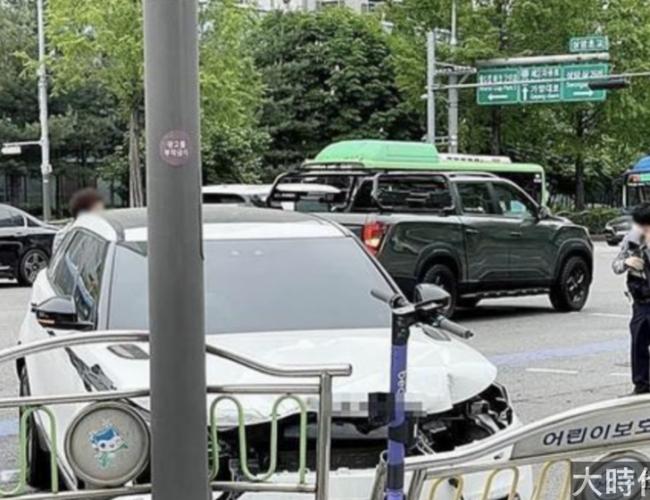 29歲韓國主播搶黃燈撞死外賣員,神隱兩天回應:一輩子贖罪