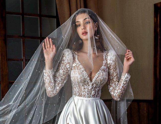 Oleg Baburow 「Life is a Miracle」 2021婚紗系列 美麗的新娘嫁衣