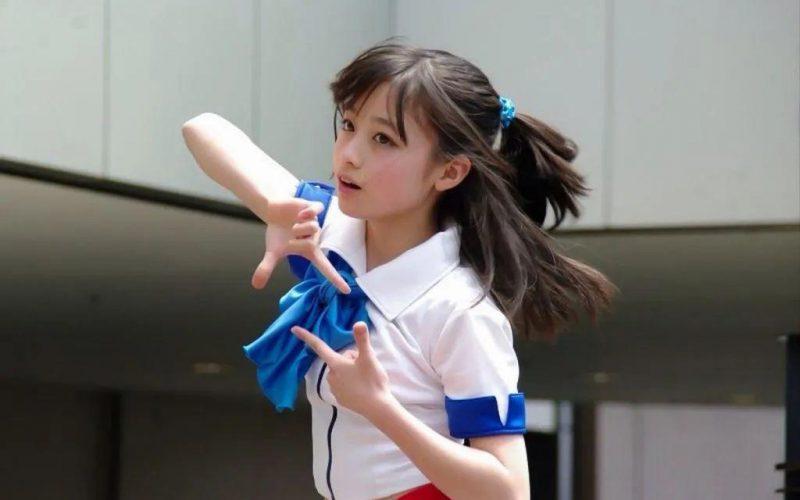 日本第二個「千年一遇」美少女長大了!網友:趕緊去整牙!