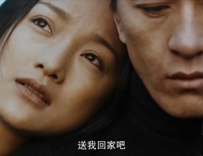 周迅的第一次給了婁燁,禁片中的殘酷愛情