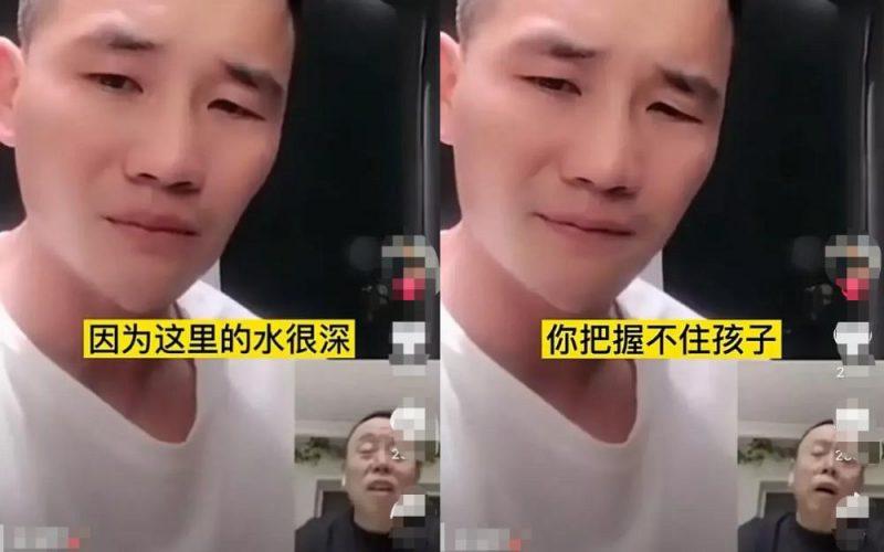 64歲潘長江名聲毀盡,認辛巴當兒子帶貨撈金,跟女主播貼身互動