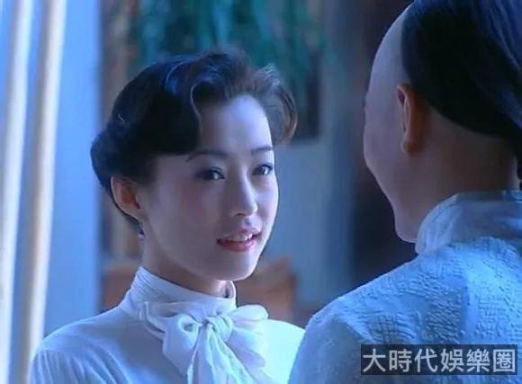 郝蕾年輕時有多美?孔四貞 十三姨驚艷