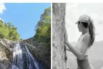 美女網紅索菲亞為了紅,自拍時失足掉下懸崖喪命,年僅32歲