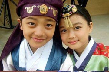 韓網熱議童星出身演員們的幼時合照