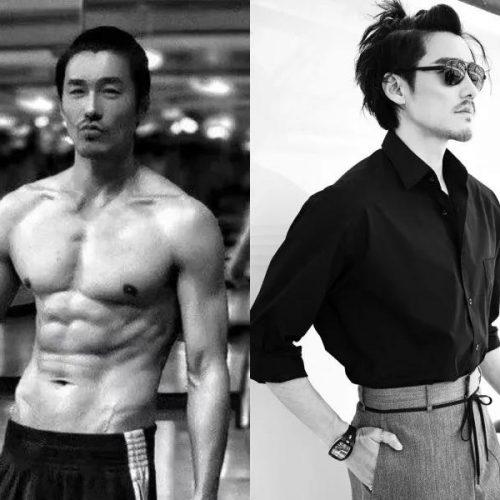 穿假腹肌拍戲,現在的男明星們臉不紅嗎?