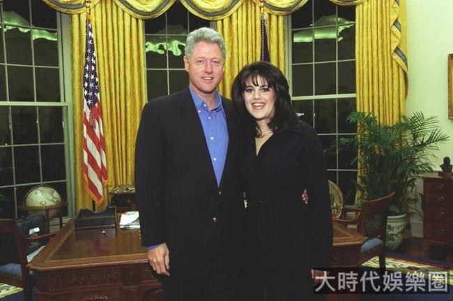 還記得那個差點讓總統下臺的女孩麼?她把往事拍成了美劇…