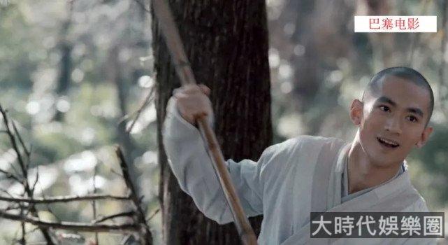 一版比一版更靚仔,《天龍八部》虛竹為何總被美化?
