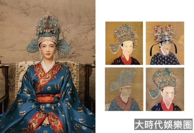 30個中式古典美女,活了!