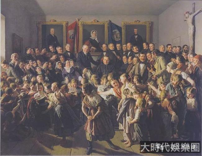 世界油畫經典:迷人的畫作