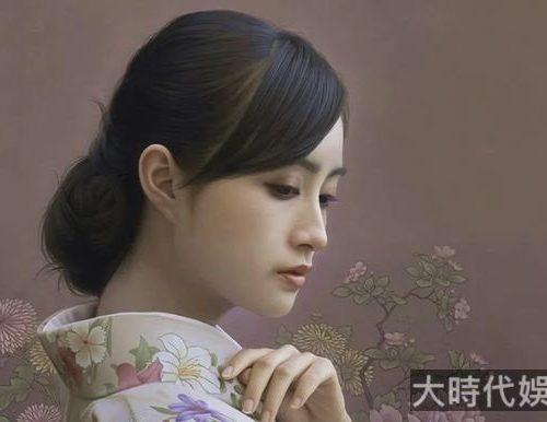 日本80後超寫實繪畫:端莊的少女