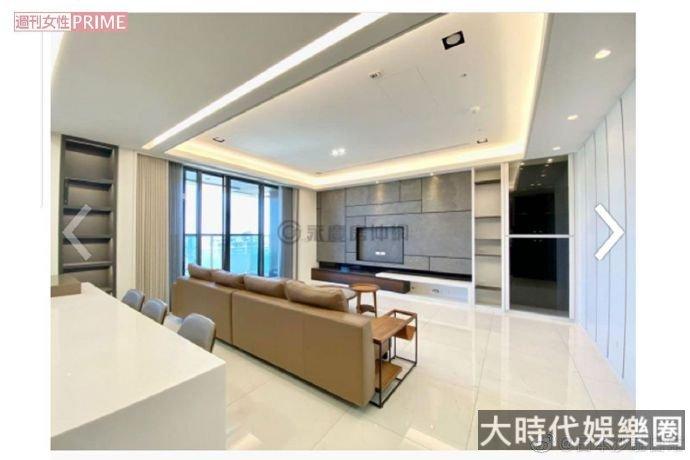 福原愛和江宏傑住過的位於高雄市 1.5 億日元公寓,目前掛牌在售